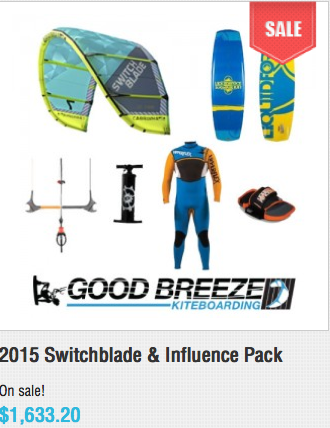 2015 Switchblade Pack