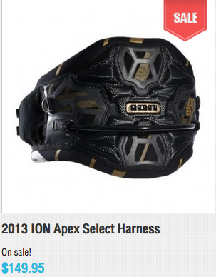 Ion Apex Select 2013