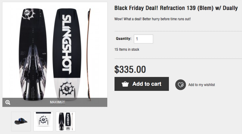 Refraction Black Friday Deal