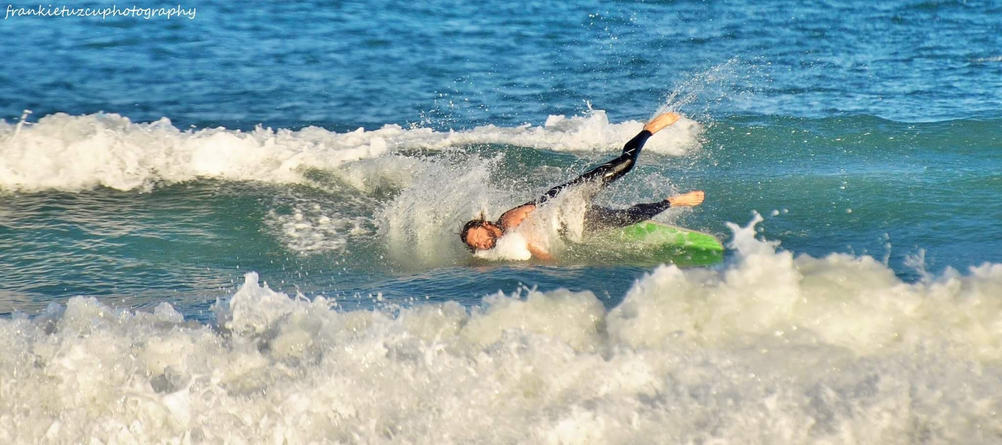 Surf Foil Wipeout