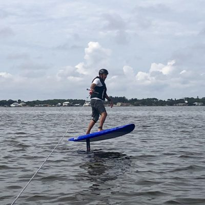 Hydrofoil Lessons for surf foiling and more