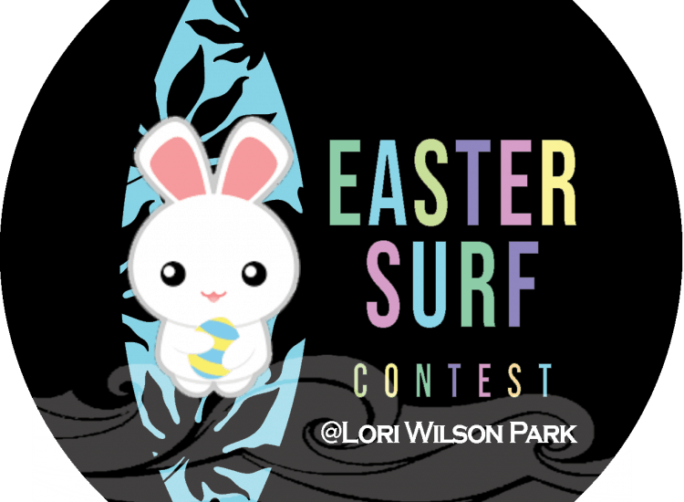 Easter Surf Foil Contest