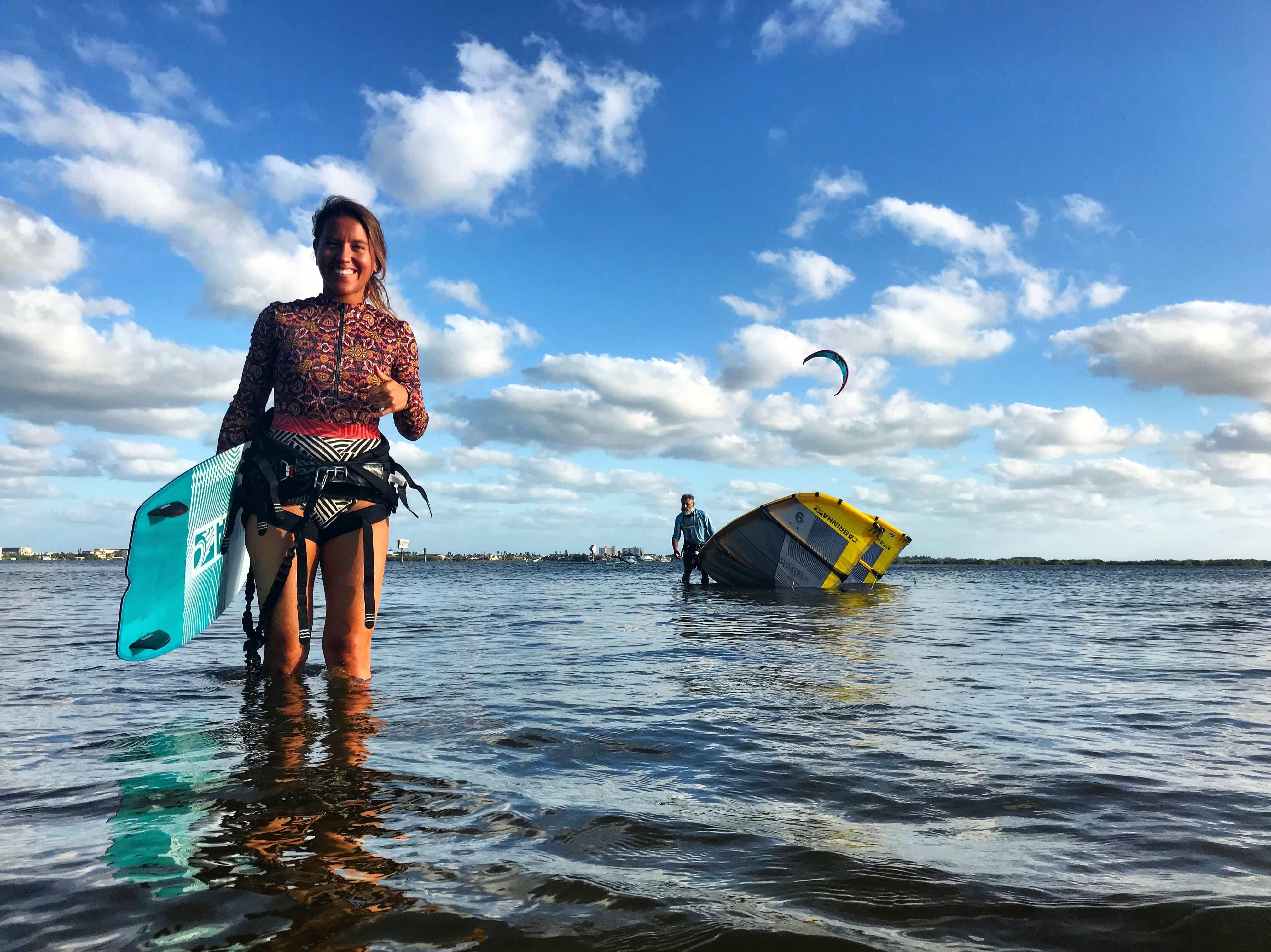 Kiteboarding Cocoa Beach